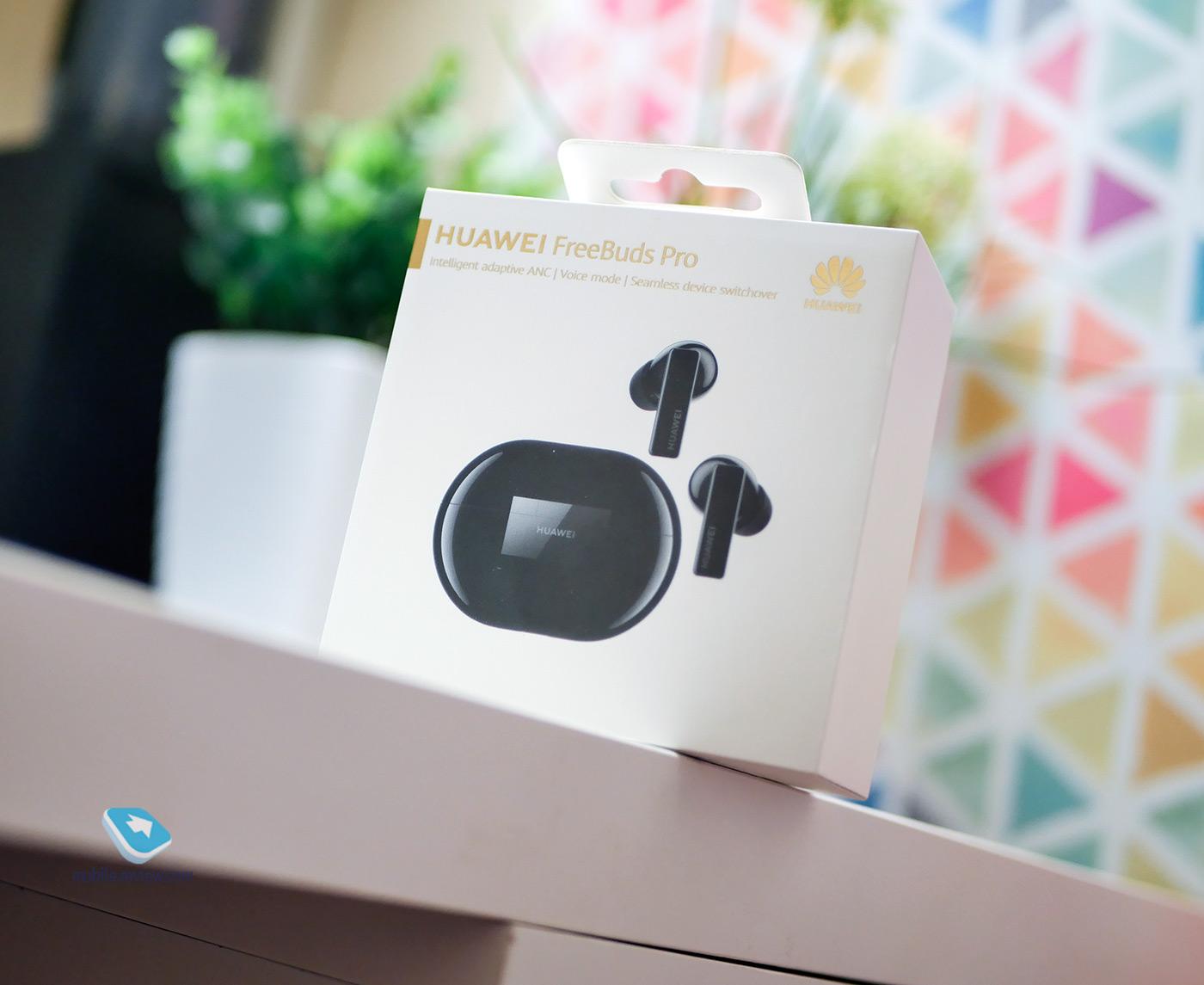 Обзор Huawei FreeLace Pro и FreeBuds Pro – лучшие наушники бренда!