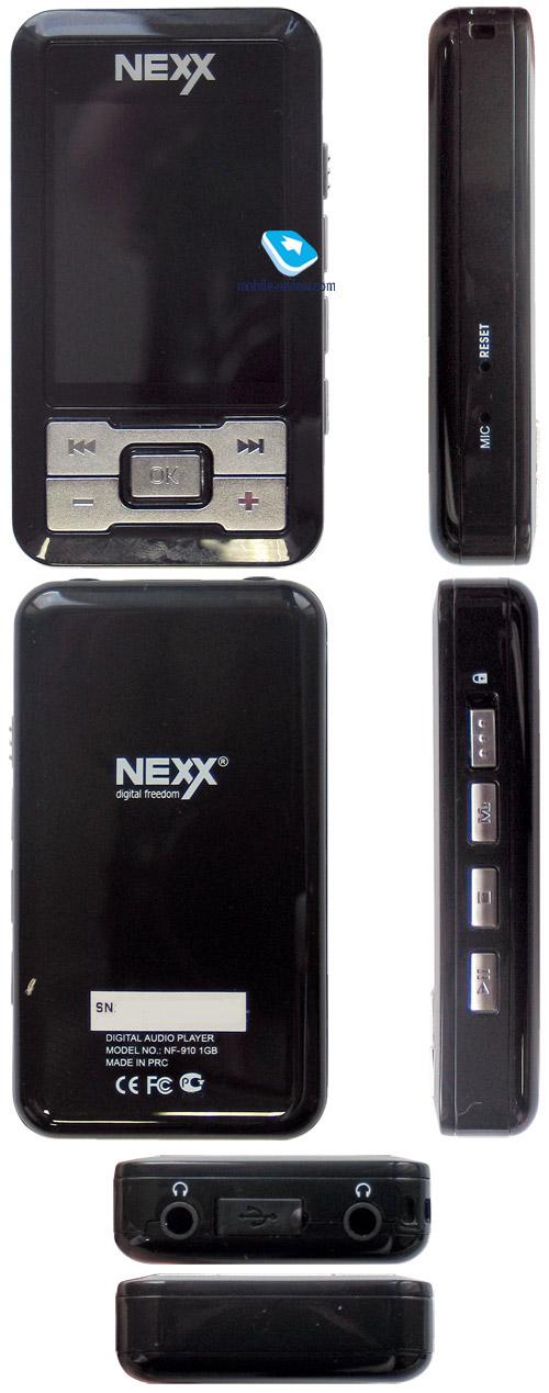 плеер nexx nf 810 драйвера