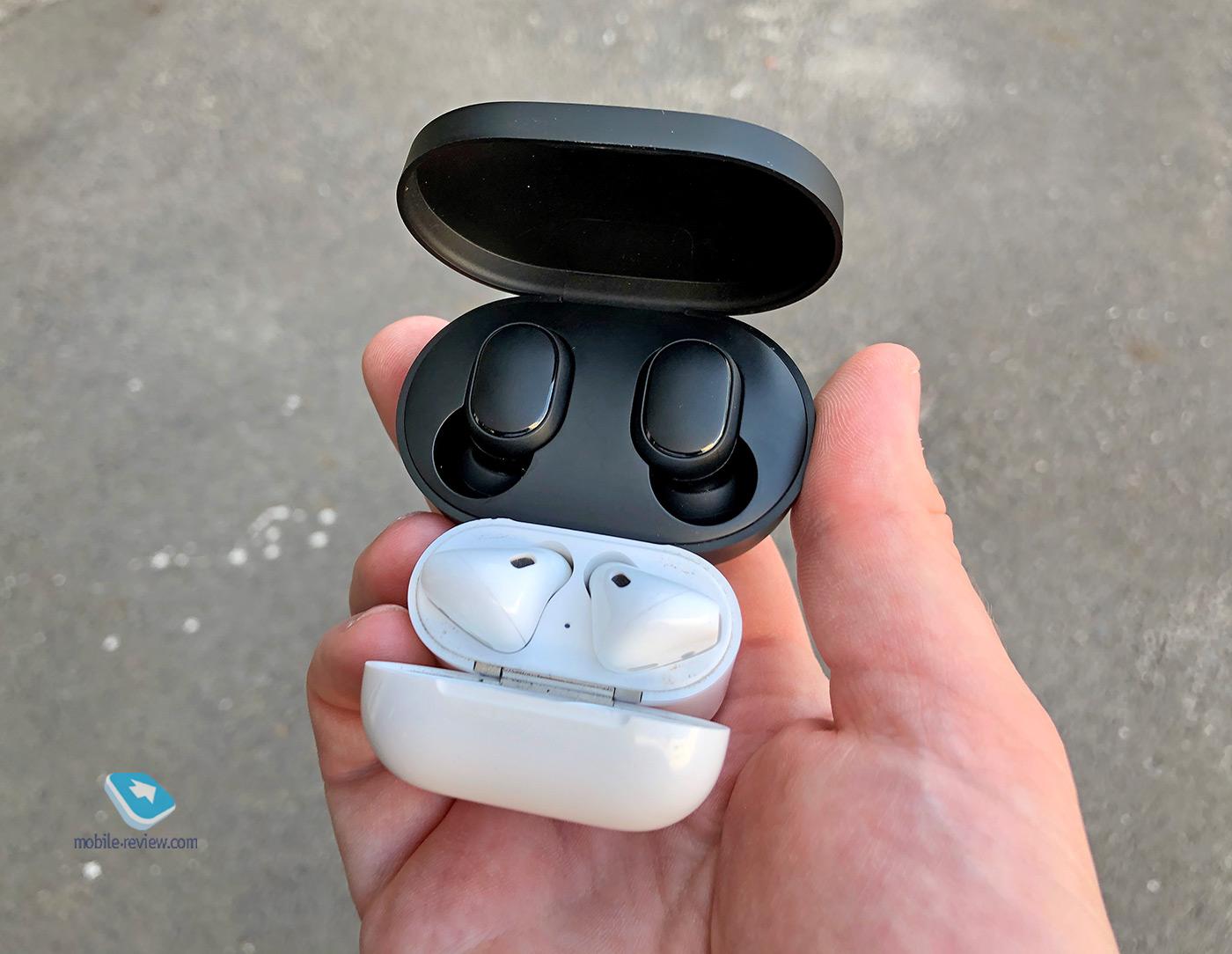 Обзор Redmi AirDots от Xiaomi: самые дешевые TW-наушники с именем