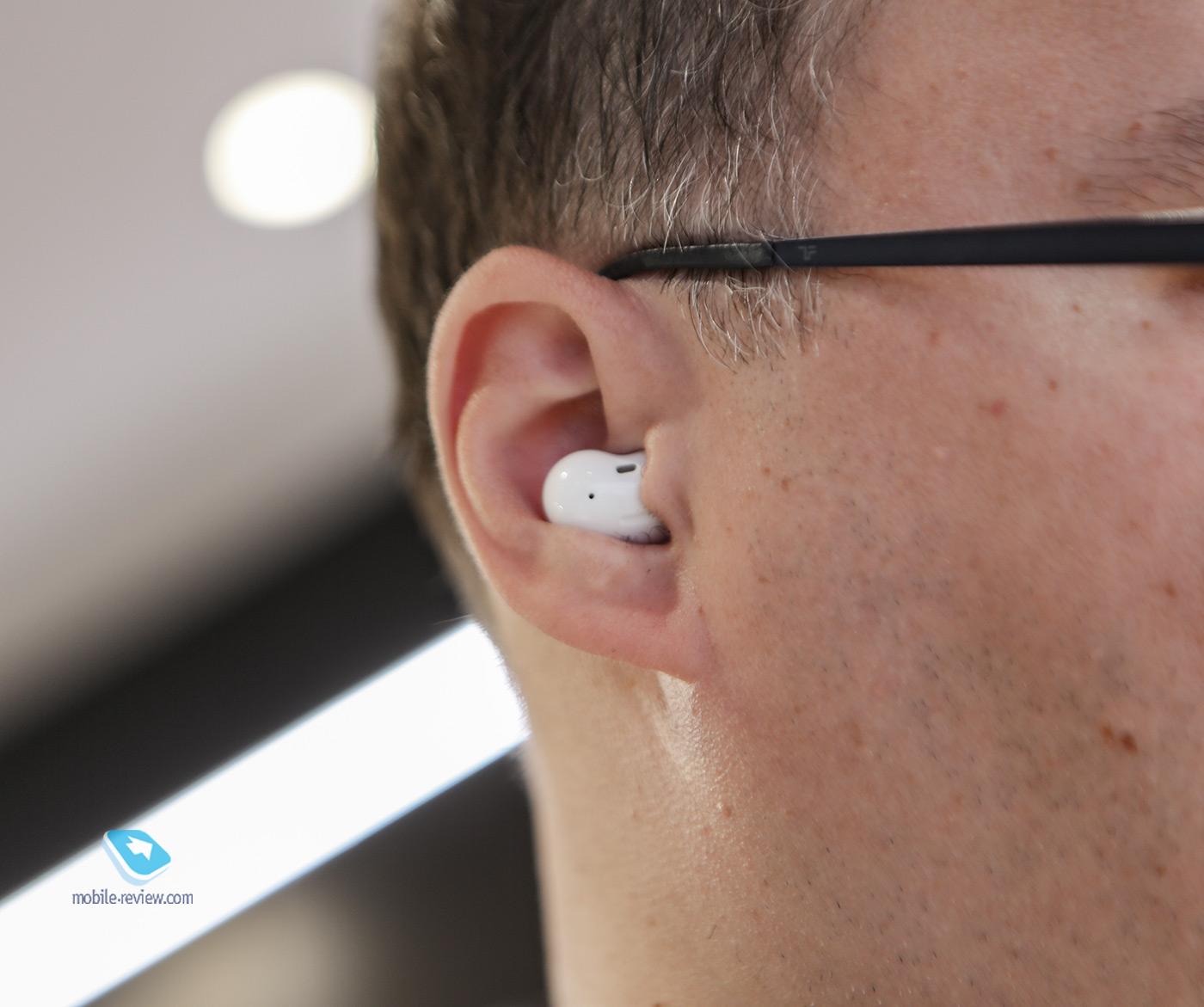 Первый взгляд на TWS-наушники с шумоподавлением - Samsung Galaxy Buds Live