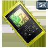 Обзор плеера Sony Walkman NW-A35