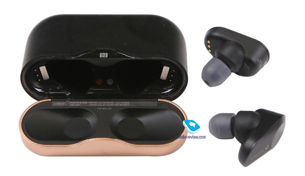 Обзор компактных беспроводных наушников с шумоподавлением - Sony WF-1000XM3