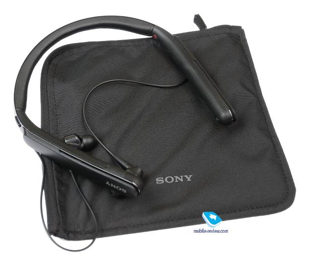 Обзор беспроводных наушников с шумоподавлением Sony WI-1000X
