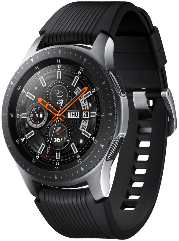 09_Galaxy Watch_R-Perspective_Silver