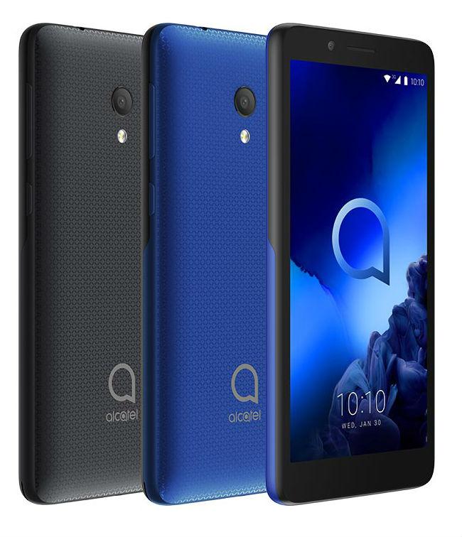 Представлены новые мобильные телефоны Alcatel 1x и1с 2