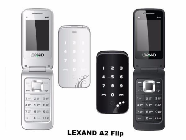 LEXAND A2 Flip