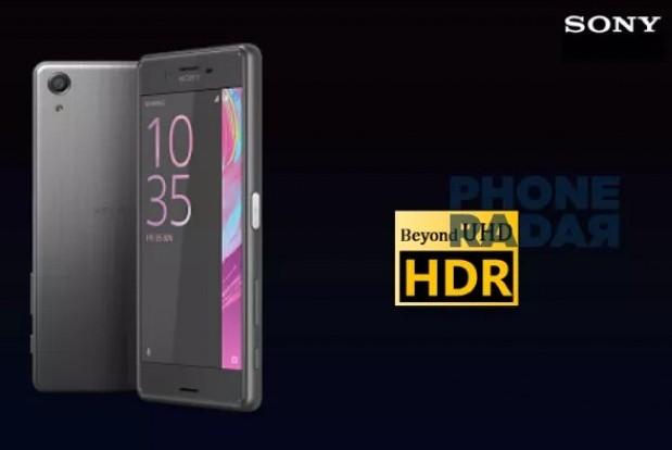 Сони Xperia X премиум будет первым телефоном сHDR-дисплеем