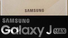 Samsung Galaxy J Max1