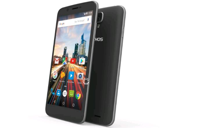 Archos 50 Saphir: суровый смартфон для суровых условий