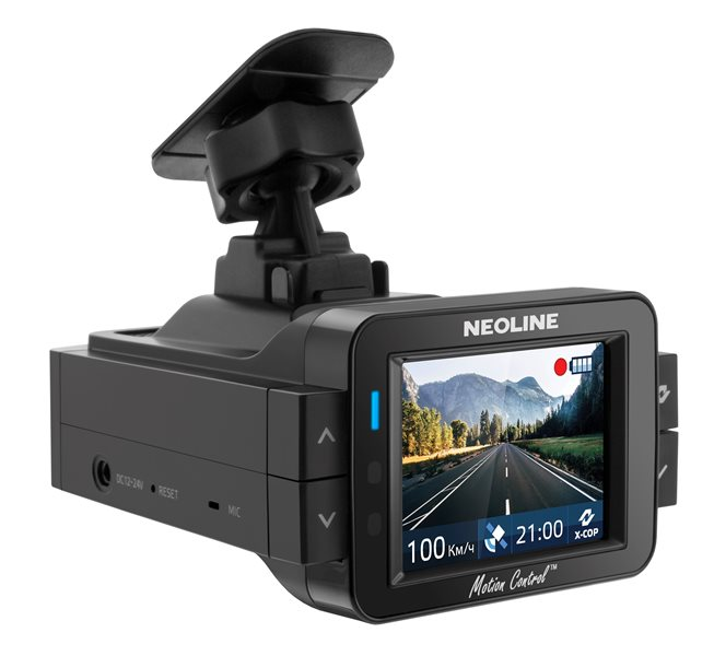 Neoline x cop гибрид видеорегистратора и радар детектора