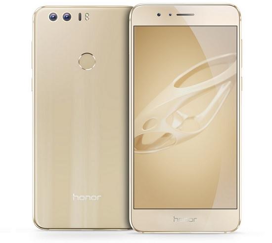 Стартовали продажи Huawei Honor 8 вевропейских странах и РФ