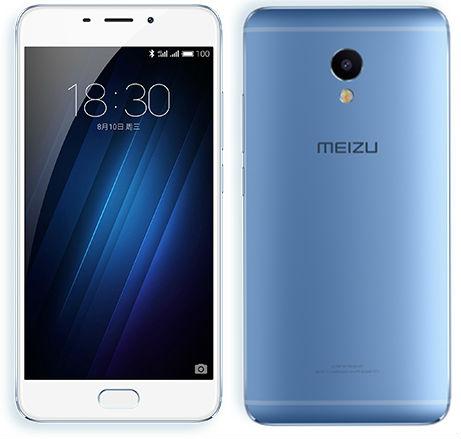 Meizu представила 200-долларовый железный смартфон M3e