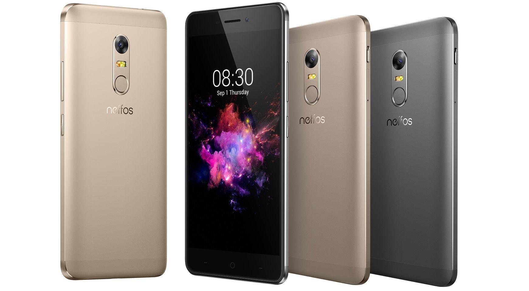 TP-Link показала мобильные телефоны Neffos X1 иX1 Max
