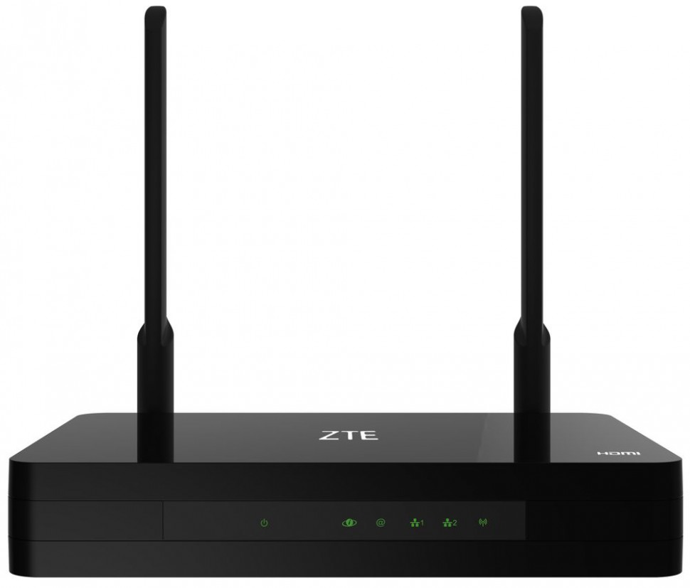 ZTE launches home media gateway at IBC