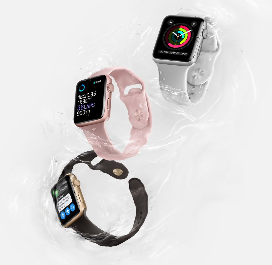 apple watch hook up Apple watch makes a terrific wake-up device you can easily stand the watch on its side making it easier to see the display when you wake it up.