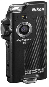nikon_action_camera_keymission_80_black_front_right