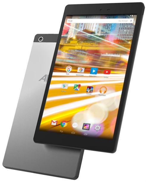 В Российской Федерации в реализацию поступил бюджетный планшет Archos 80 Oxygen