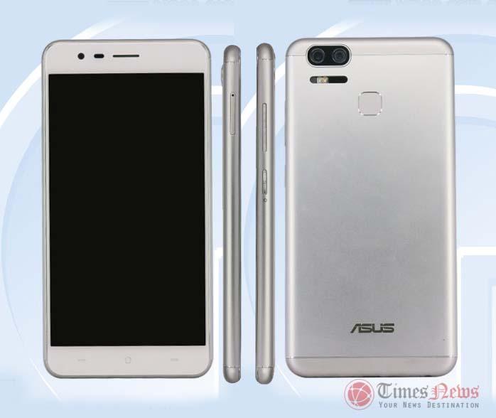 Смартфон ASUS Zenfone 3 Zoom получит двойную камеру