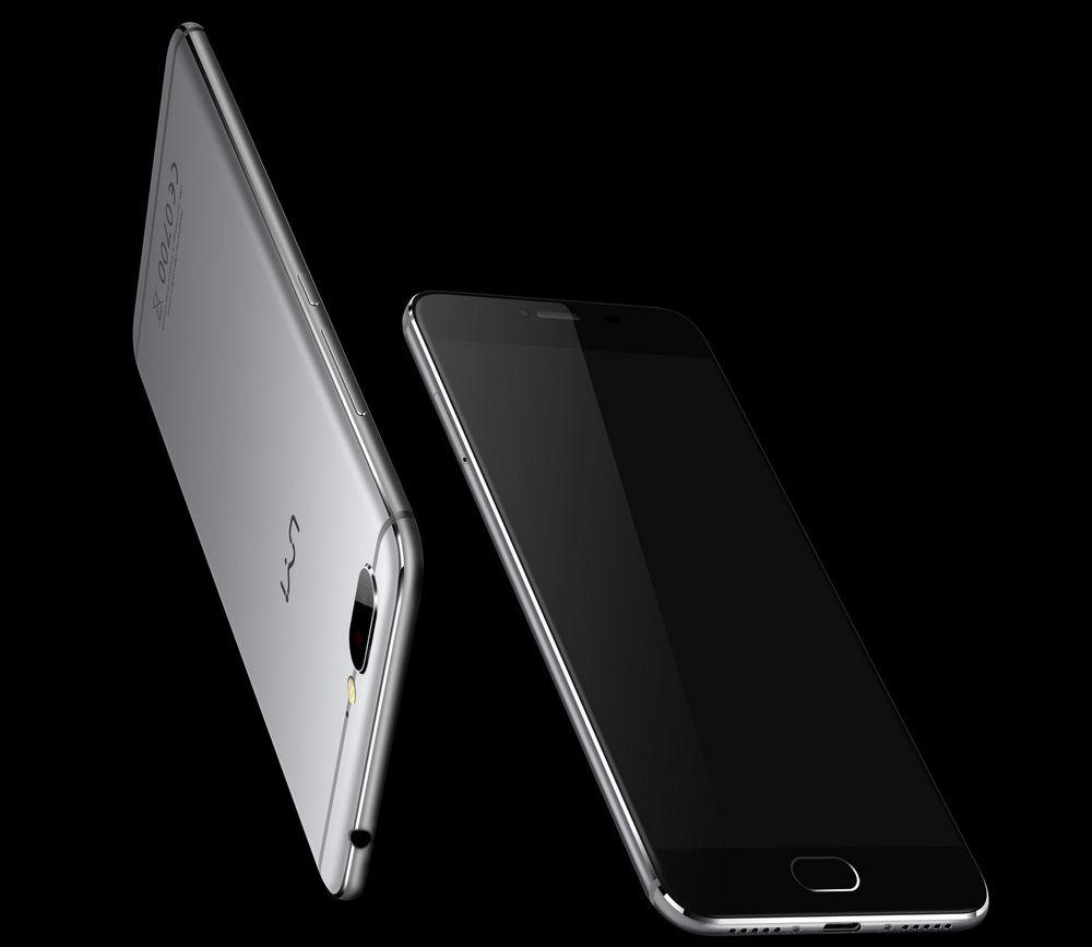 Размещены первые фотографии телефона UMi Z, оснащенного SoC MediaTek Helio X27