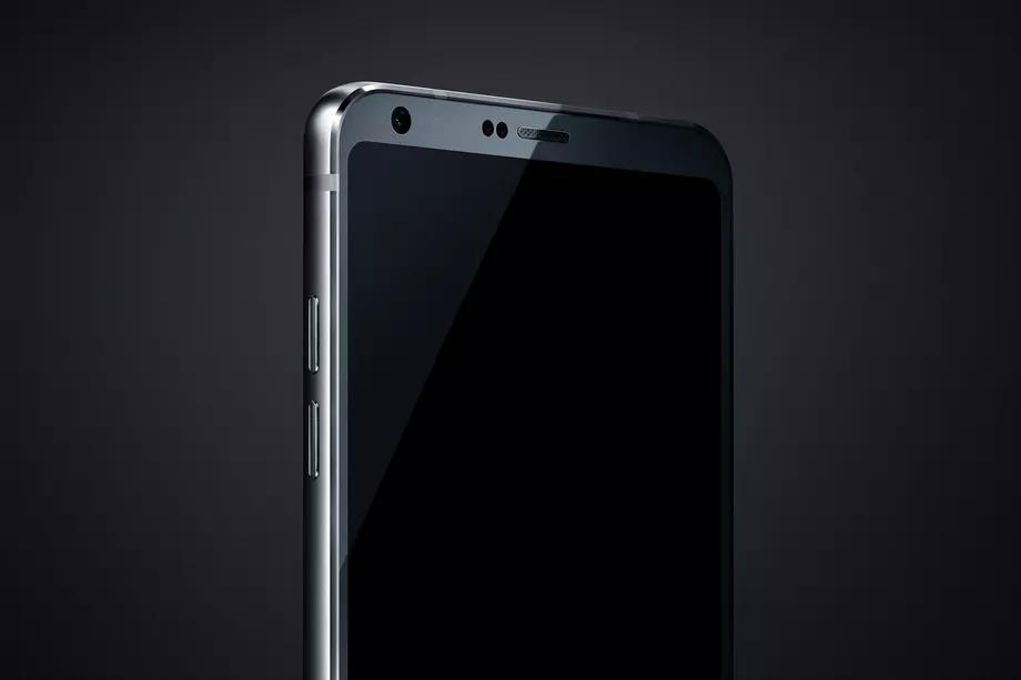 Новая фотография LG G6: минимум рамок