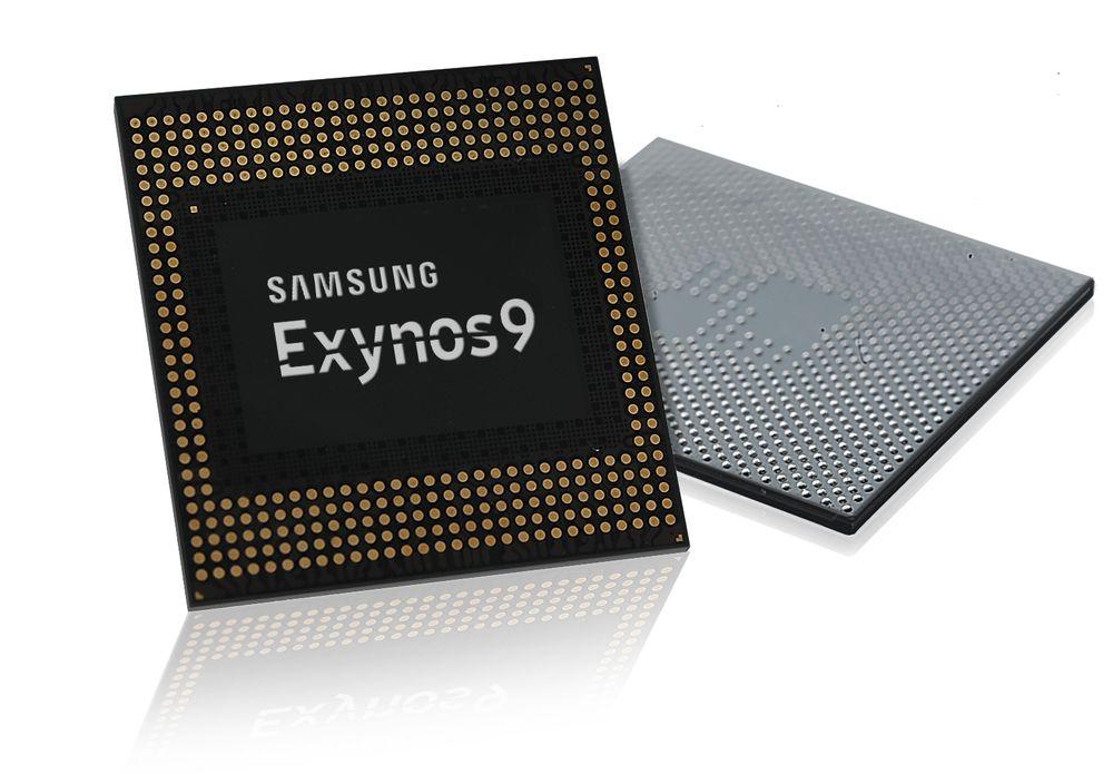 Чипсет Самсунг Exynos 9810 получит две версии