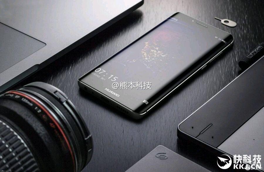 Каким будет флагман Huawei P10: 1-ый рекламный ролик