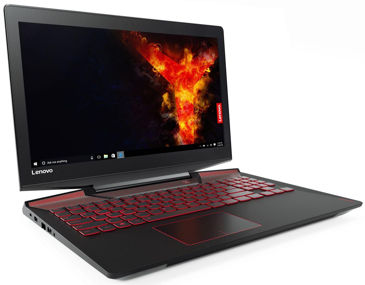 В РФ представлены игровые ноутбуки Lenovo Legion