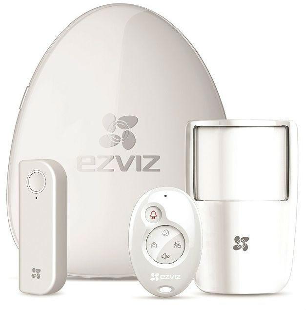 Ezviz_smart home