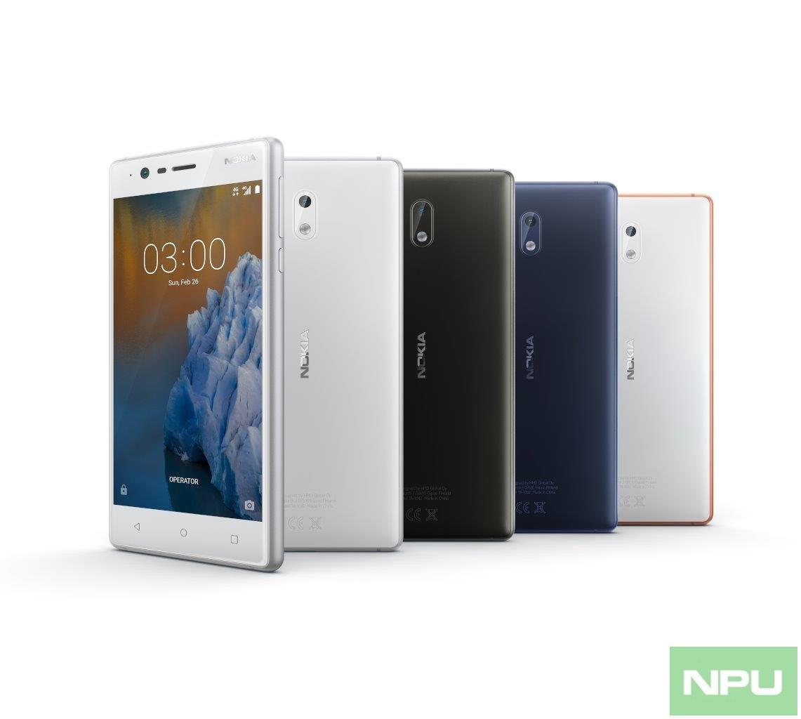 Нокиа работает над несколькими телефонами сметаллическим корпусом напроцессоре Snapdragon 660