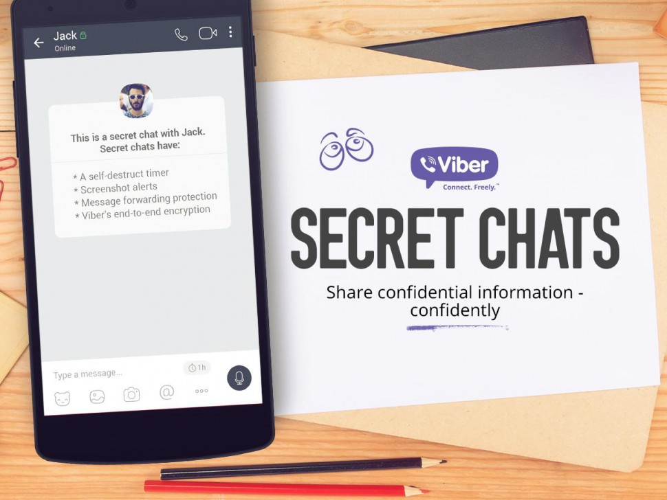 Viber_Secret chats