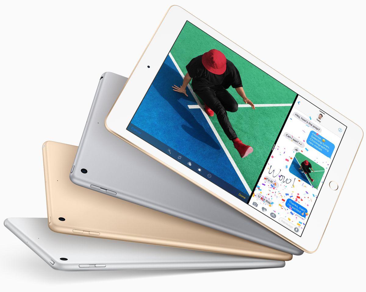 Новый iPad толще итяжелее, чем iPad Air 2