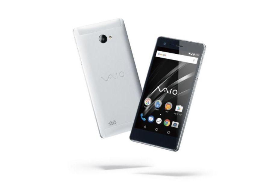 VAIO представила двухсимочник Phone Aза $223
