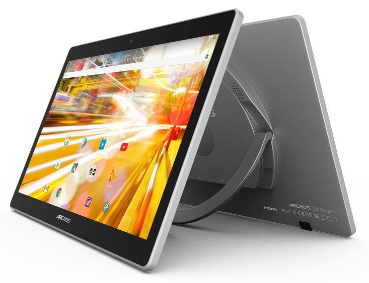 Archos 156 Oxygen: 15.6-дюймовый планшет на андроид Nougat