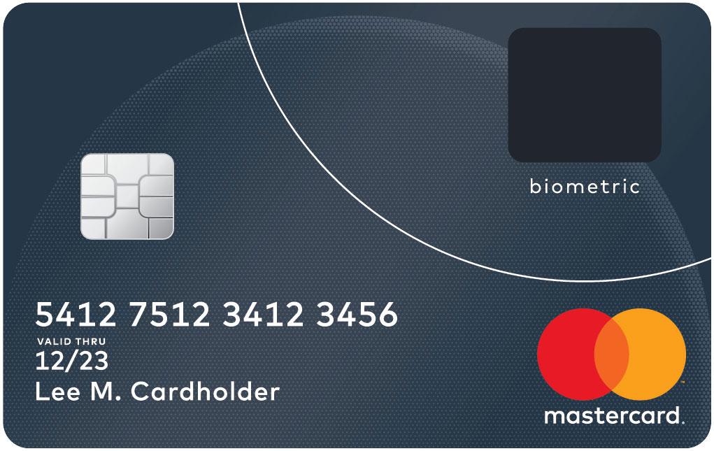 Mastercard оснастила новые биометрические карты сканерами для отпечатков пальцев