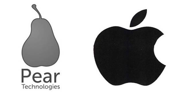 pear-apple