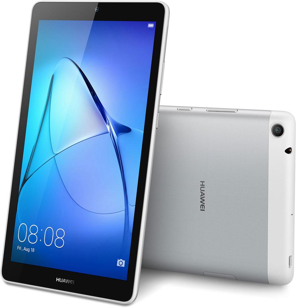 Бюджетные планшеты Huawei MediaPad T3 будут представлены в Российской Федерации