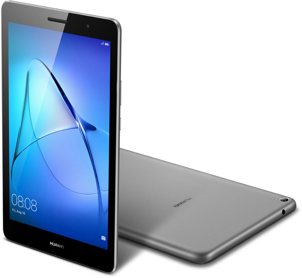 Планшеты Huawei MediaPad T3 выходят в Российской Федерации