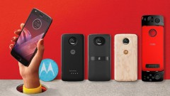 Moto Z2 Play + Mods