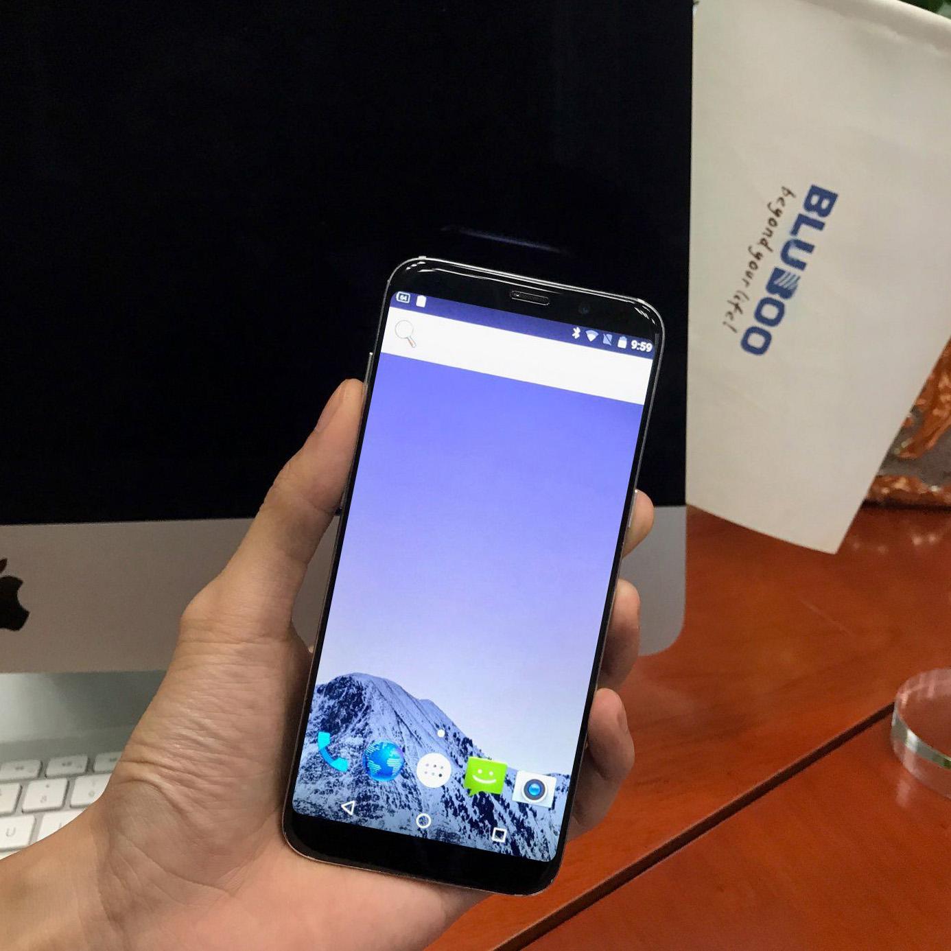 Анонсирован новый смартфон Bluboo S8