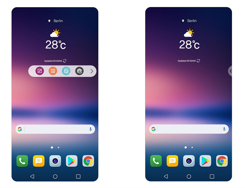 Вместе сLG V30 будет представлен смартфонLG V30 Plus, озвучена цена