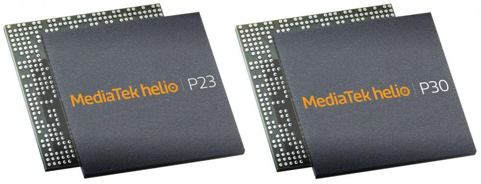 MediaTek Helio P23 P30