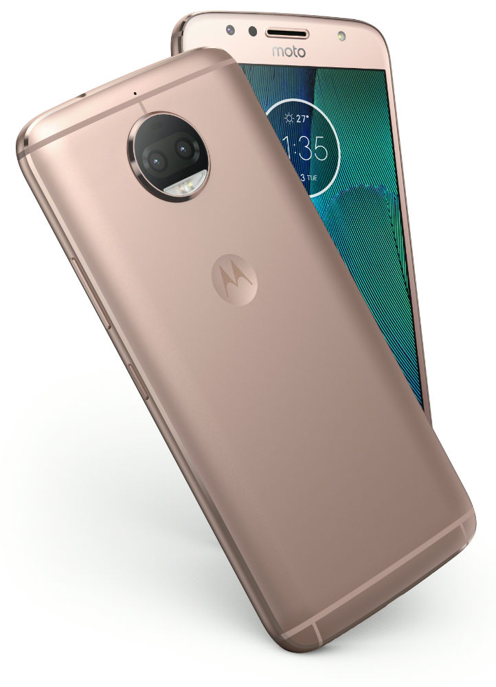 Moto G5 Special Edition Plus