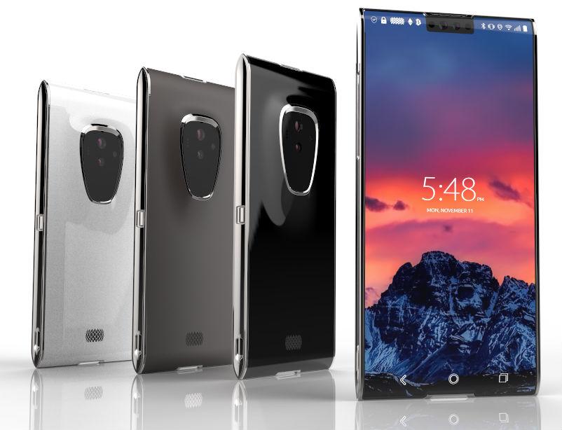 SIRIN FINNEY – первый в мире блокчейн-смартфон   Mobile-review.com — Новости