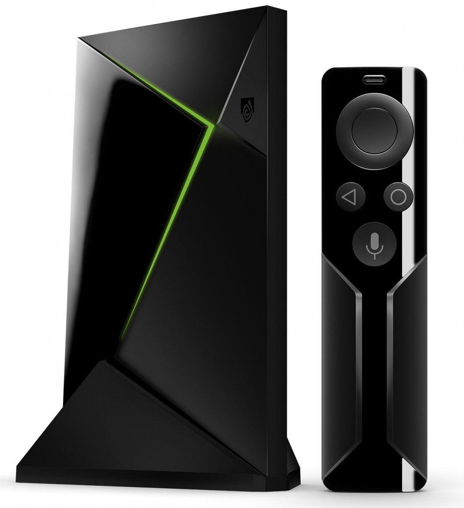 SHIELD TV_Remote