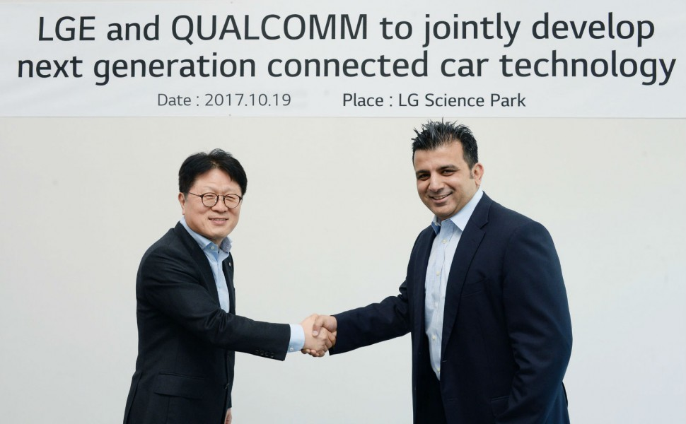 LG-Qualcomm-Partnership