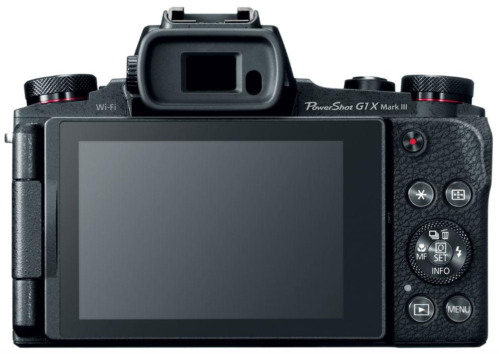PowerShot G1 XMark III— новый флагман компании Canon