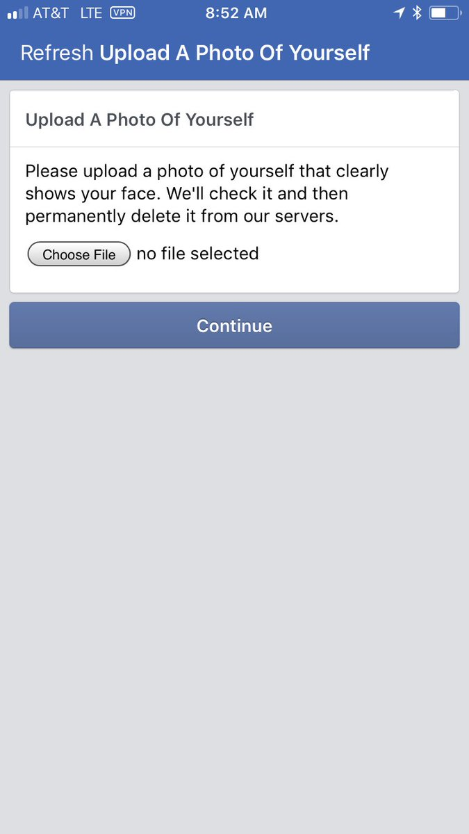 facebookwantsyourface