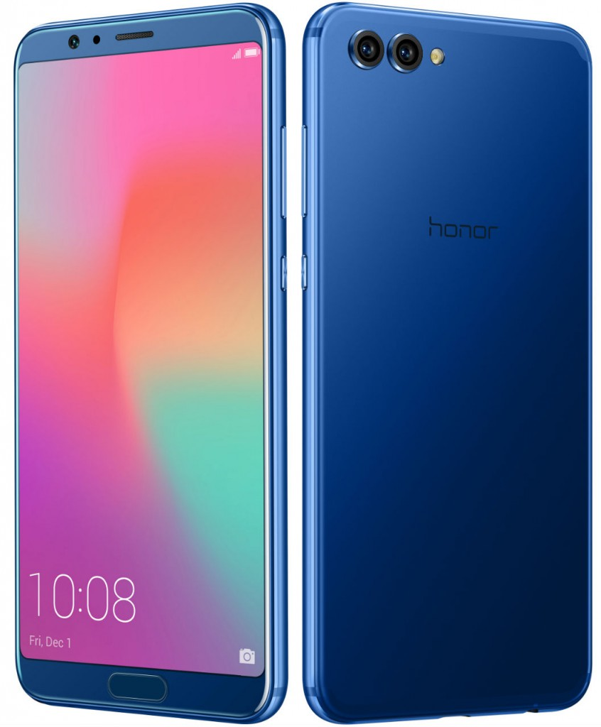 Honor View 10_Blue (1)
