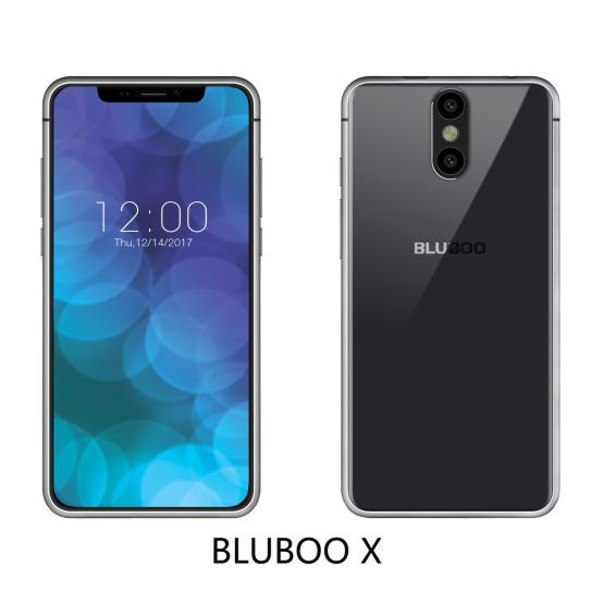 bluboo-x