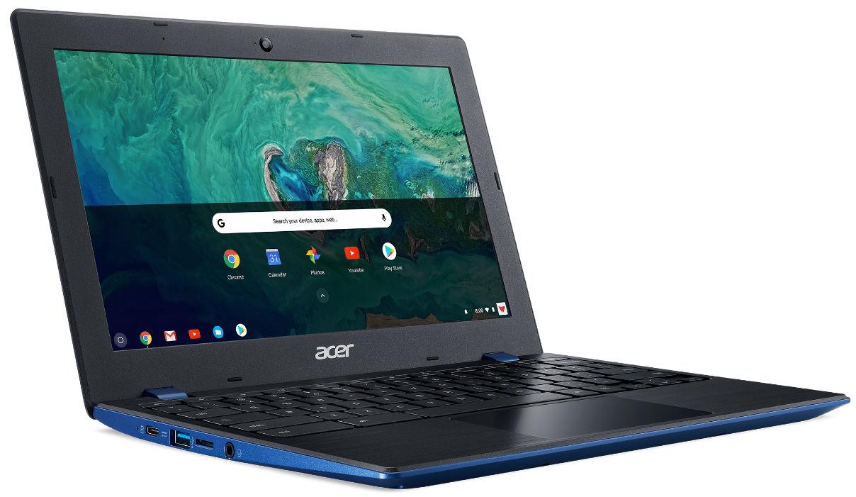 Acer представила Swift 7, «самый тонкий компьютер вмире»